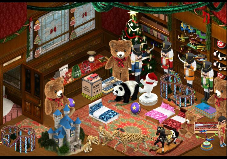 Santa Christmas Present List 2018