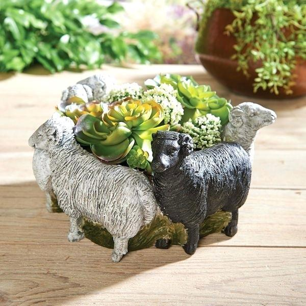 sheep-planter-ring-of-resin-next-ceramic