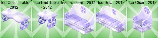 Ice Coin Items