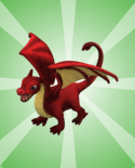 Dragon Buddy - Red