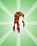 Dragon Hair - Red