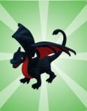 Dragon Buddy - Black