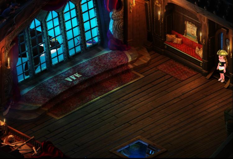 VFK SUNKEN SHIP ROOM3