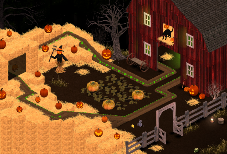 Pumpkin Farm of Peril