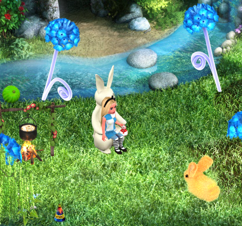 Alice In Groovy Wonderland 4