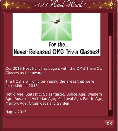 2019 2013 VFK RETRO COUNTDOWN - Host Hunt for OMG TRIVIA Glasses 2