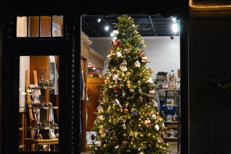 Christmas Shoppe 2018 Displays 1