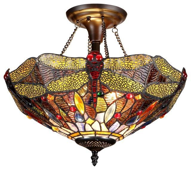 Dragon Fly Light Fixture