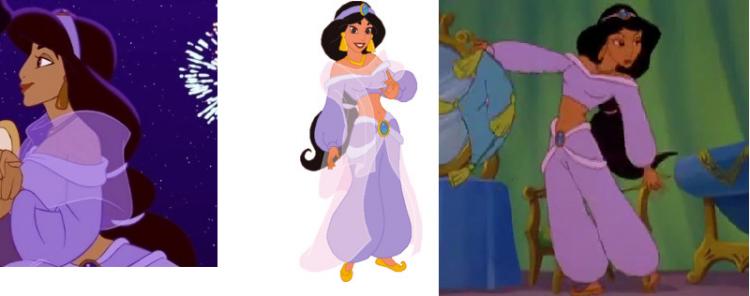 jasminepurple outfit