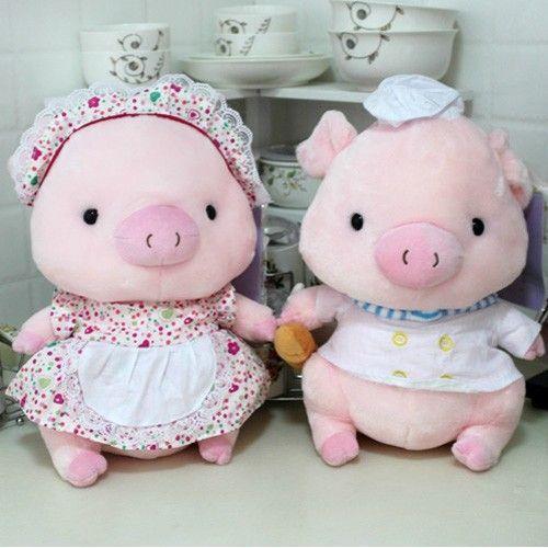 Valentine Piggies