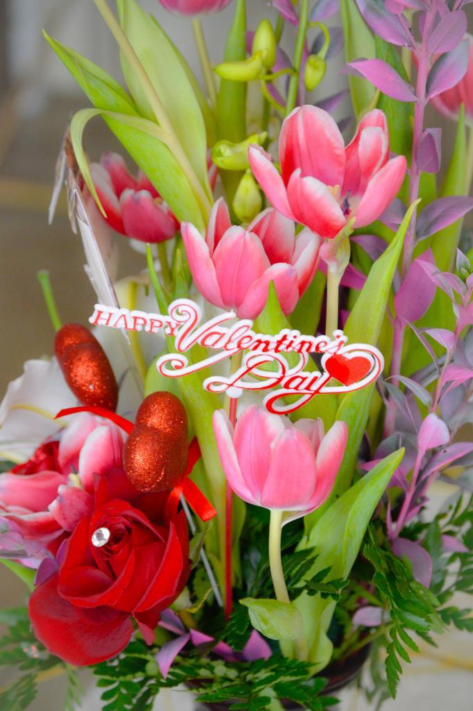 VALENTINE's flowers2
