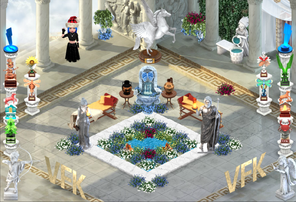 vfk trophy room