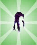 Dragon Hair - Purple - Girl