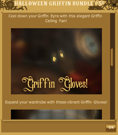 5th BUNDLE of GRIFFIN 2018 2
