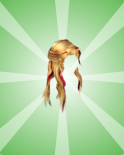 Dragon Hair - Golden Blonde