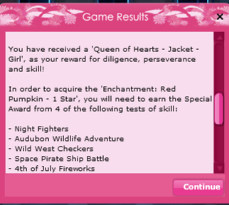 Phantastic Enchantment GAME COSTUME - QOH JACKET