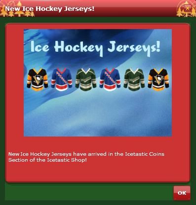 VFK ICE HOCKEY JERSEYS pop up