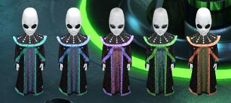 Alienoutfit