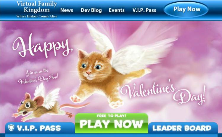 VFK Valentine's day
