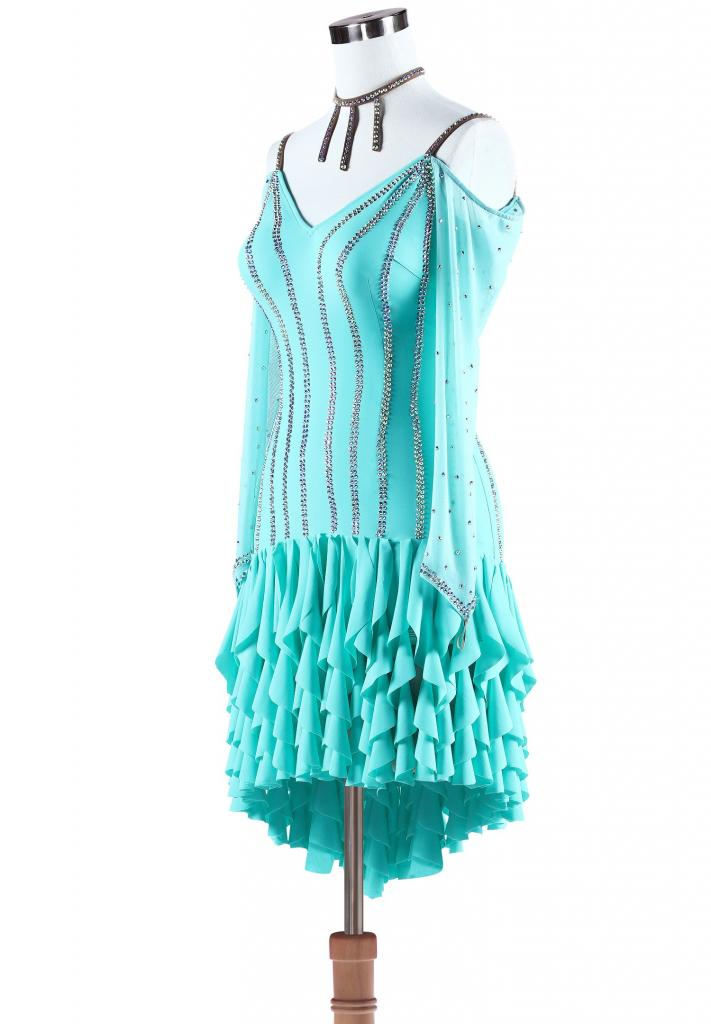 Asymmetric-Ruffle-Fringe-Latin-Rhythm-Dress-L5282-3b