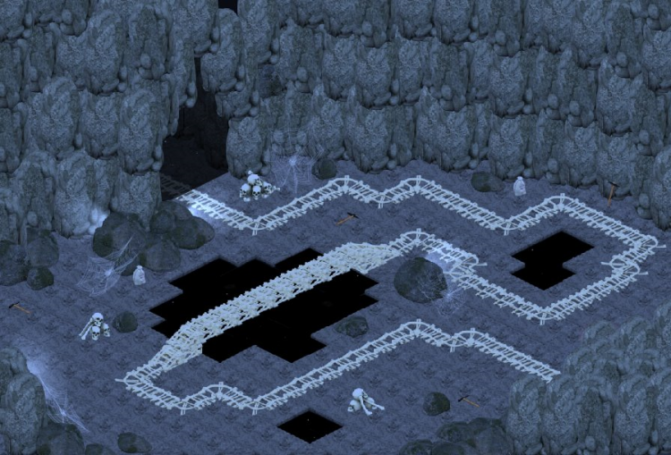 Cold Moutain Crypt (Cave I)