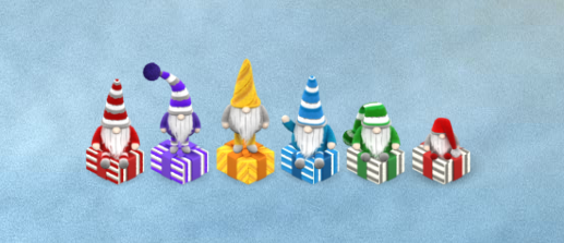 GNOMES with GIFTS