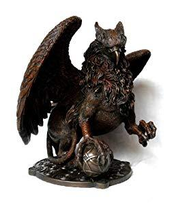 Suggest_STEAMPUNK_GRIFFIN statue 3