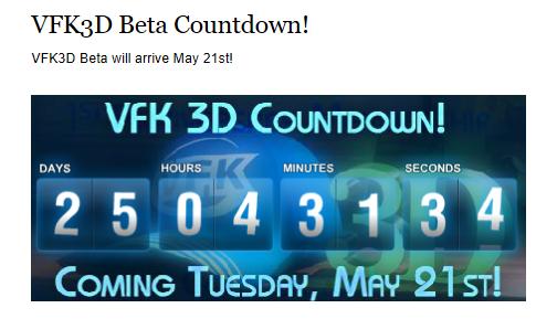 VFK 3D Beta