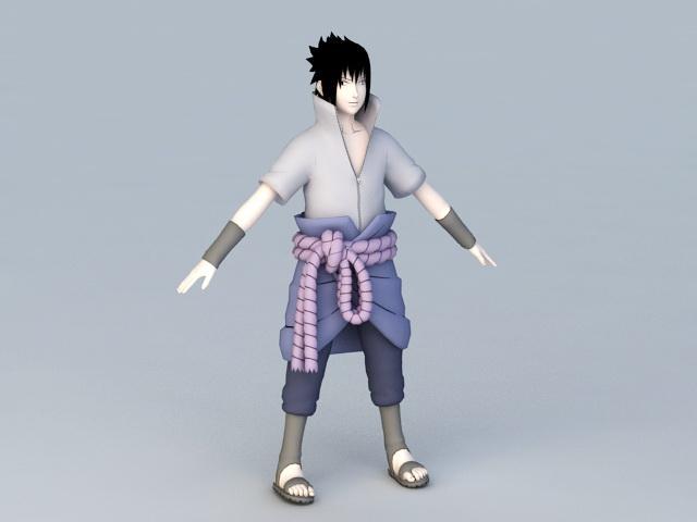 Sasuke Front
