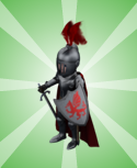 Dragon Castle - Knight Figure