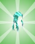 Dragon Hair - Enchanted Teal