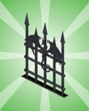 Dragon Castle Gate - Active Object