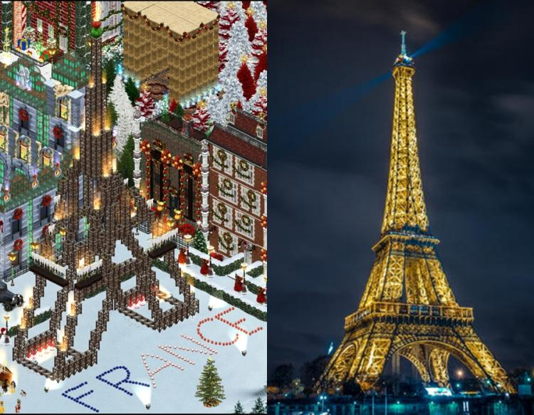 GINGERBREAD CONTEST 2018 FRANCE IN REAL & VIRTUAL.png
