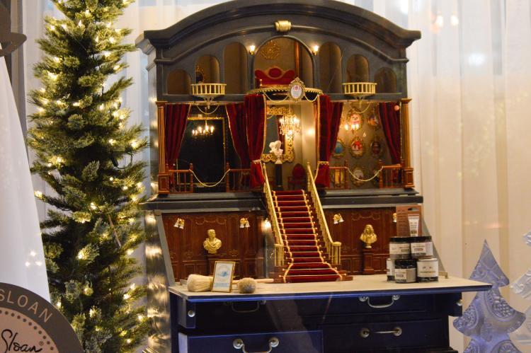 Christmas Shoppe 2018 Displays