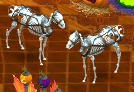 skeletonhorse
