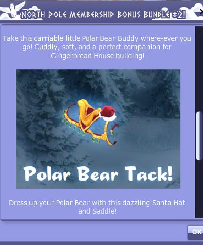 polar bear bundle