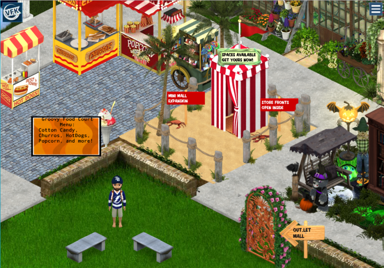 Mall Expansion New Teleporter Door