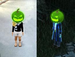 GreenPumpkininuse
