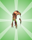 Dragon Hair - Bronze