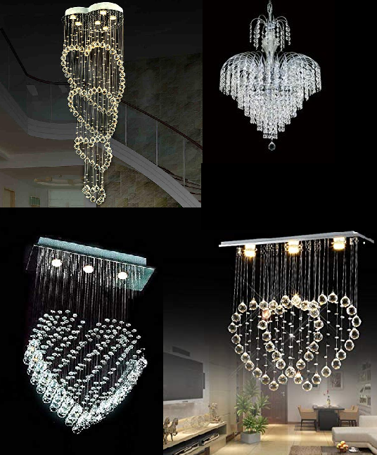 heartchandelier