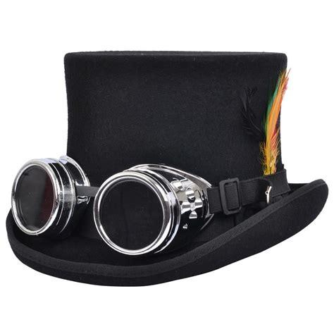 Suggest_STEAMPUNK_hat with goggles