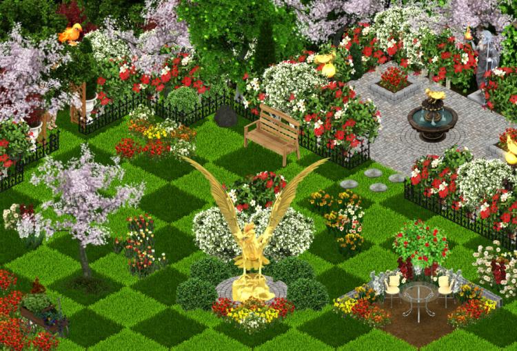 2018-06-27 09_50_51 PM Cordelia - Cordelia's Phoenix Flower Garden