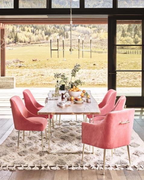 Pink Furni Set