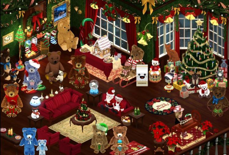 christmas vfk