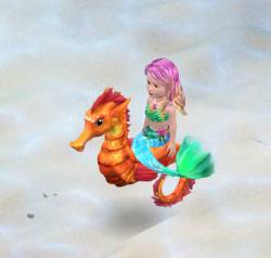 mermaid glitch 2