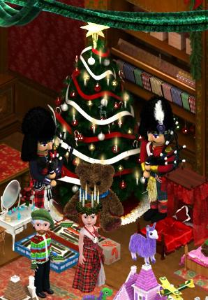 Victorian - Christmas Shop