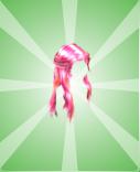 Dragon Hair - Metallic Pink - Girl