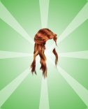Dragon Hair - Fiery - Girl