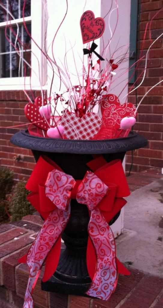 Valentine Tree Urn etc 2