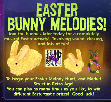 2019 EASTER MELODY